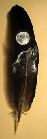 Wolf Feather