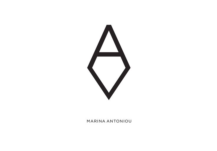 Logo and identity design for talented jewellery designer Marina Antoniou. Marina handcrafts limited run jewellery using precious metals, carefully sourced diamonds and unique gemstones. Toko's logo for Marina utilises her intials M & A, generating a negative 'diamond' space. A 'simple' mark ideal for translation into a makers mark only 2.5 mm in size.