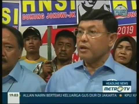 Himpunan Nelayan Seluruh Indonesia Dukung Jokowi - Jusuf Kalla