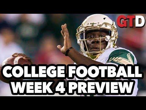 College Football Picks w/ Joe Lisi