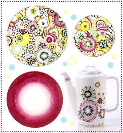 Margherita dessert plate - Google Search · Dessert PlatesMissoniCanonDessert ...  sc 1 st  Pinterest & 69 best Plates/Dishware images on Pinterest   Dinner plates Dishes ...
