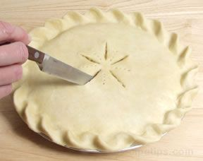 How to Make a Double Pie Crust Recipe & Tips (Including a great one for avoiding soggy bottom crusts!)