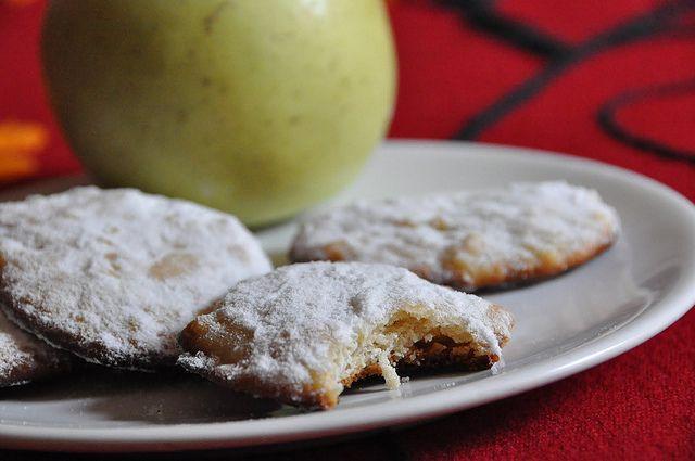 Biscotti di Mele Bimby Senza Uova
