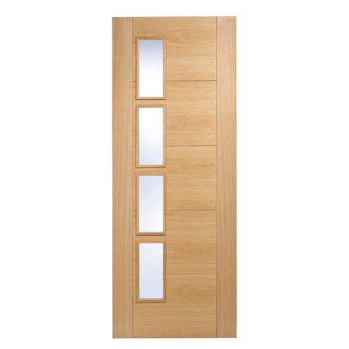 Found it at Wayfair.co.uk - Vancouver Oak Glazed Internal Door