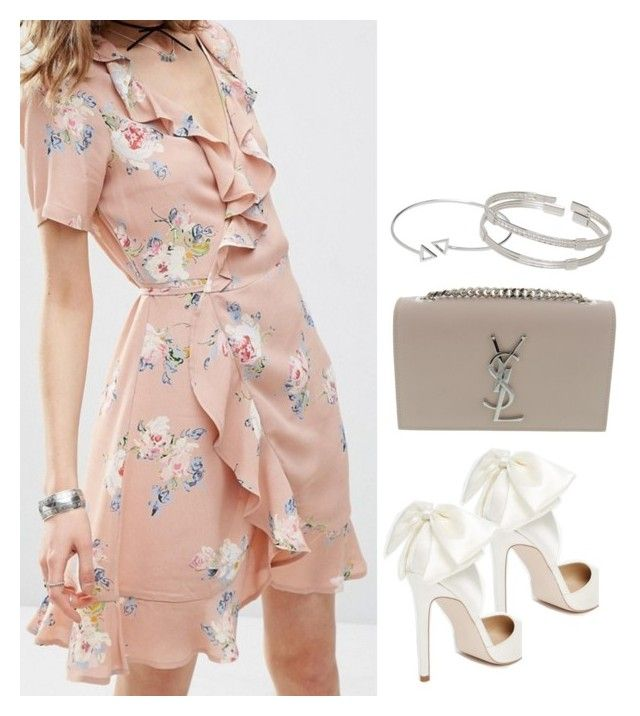 """""""Untitled #2849"""" by erinforde ❤ liked on Polyvore featuring ASOS and Yves Saint Laurent"""