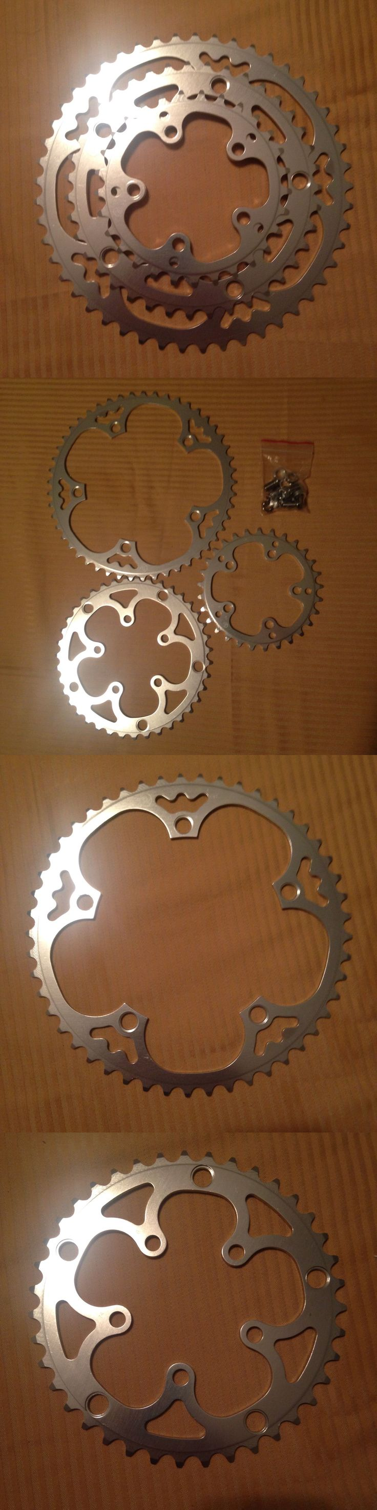 Chainrings and BMX Sprockets 177811: Triplizer Chainring Set - 49 39 29 - Triple Cranks - Campy Campagnolo 135 Bcd -> BUY IT NOW ONLY: $37.99 on eBay!