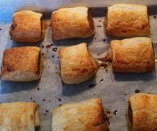 Sausage rolls by Annett