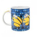 Despicable Me Minions Blue Dancing Mug