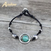 Get The Latest Fashion Jewelry  Anslow Fashion Jewelry Brand Round Glass Bead Leather Bracelets For Women Men Best Friend Love Couple Christmas Gift LOW0626LB     Buy Jewelry At Wholesale Prices!     FREE Shipping Worldwide     Get it here ---> http://jewelry-steals.com/products/anslow-fashion-jewelry-brand-round-glass-bead-leather-bracelets-for-women-men-best-friend-love-couple-christmas-gift-low0626lb/    #fashion_jewelry