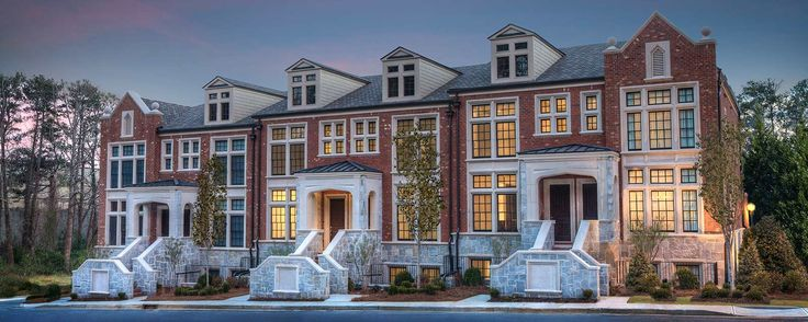 Savoy at Town Brookhaven - New Homes in Atlanta, GA by Ashton Woods Homes