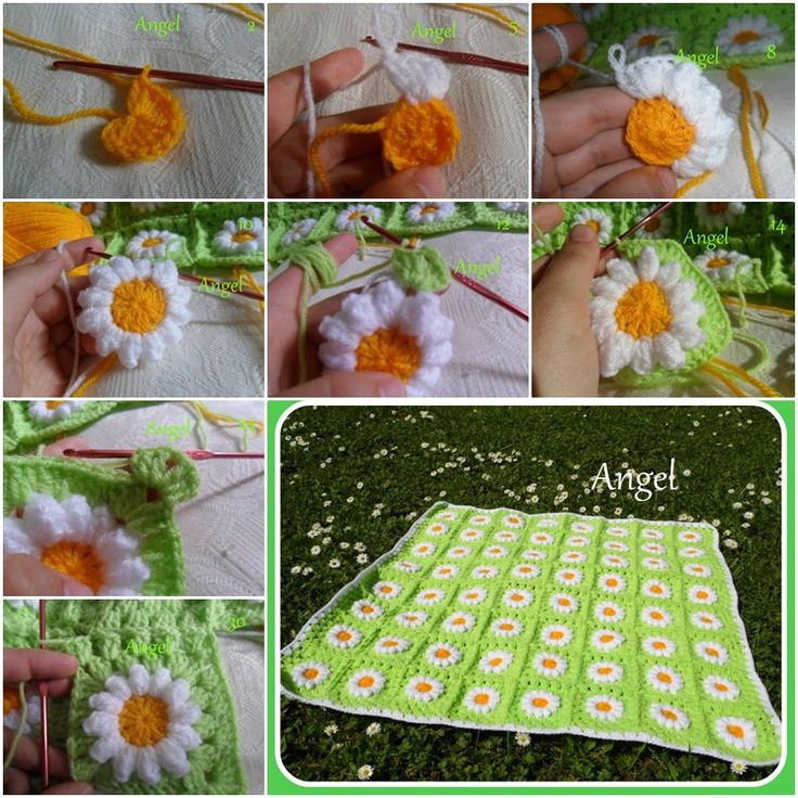 I've shared Daisies Flower Blanket in one of previous posts, which was well received by lots of readers. This is another beautiful Crochet Daisy Puffagon Free Pattern with detailed tutorial and instructions. With these lovely hexagons, you can make lots of things (blanket etc) by connecting them. Click below link for free pattern.. Daisy Puffagon Tutorial …