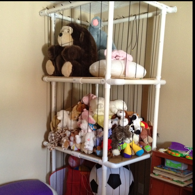 Stuffed toy storage solutions listitdallas 164 best stuff animal zoo images on pinterest saveenlarge stuffed animal storage ideas solutioingenieria Image collections