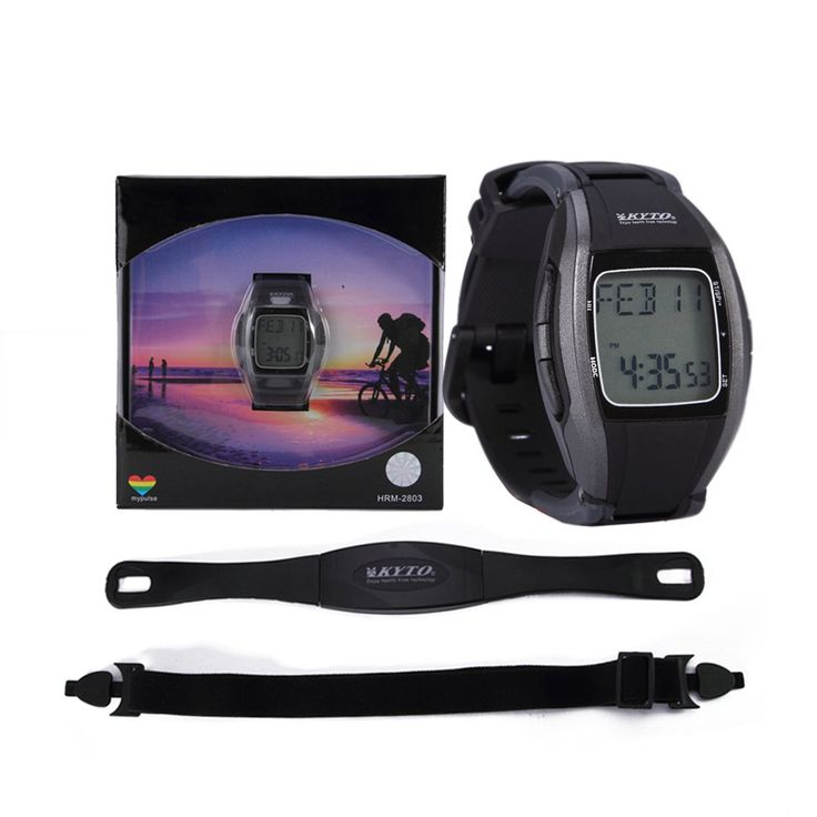 TOP YAO New Men & Women Multi-function Sports Watches Heart Rate Watch with Heart Rate Chest Strap Calories Counter Dual-use Digital Wristwatches. Support Real-Time heart rate detecting;. Heart rate warning,Training level indication,EL back light,Stopwatch,clock, alarm,calorie counter ,. 5Khz watch and chest strap compatible ,Includes limited one-year manufacturer's warranty. Soft Silicone Wire,new generation more waterproof and durable. TOP YAO will do our best to solve your problem if...