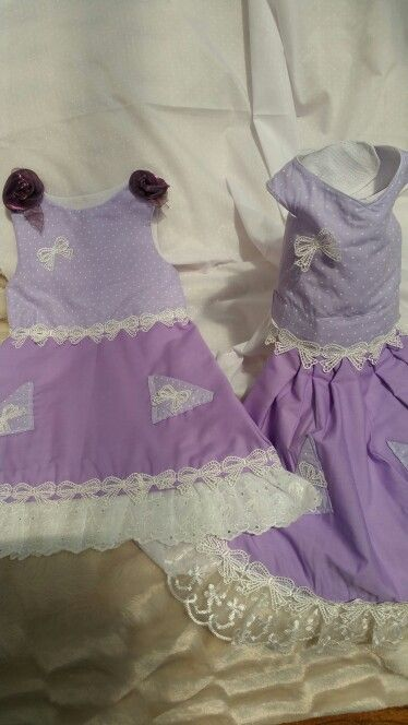 Matching  baby and furbaby dress for sale in Pixies Poppets or email us at Pixiesposhpets@yahoo.co.uk