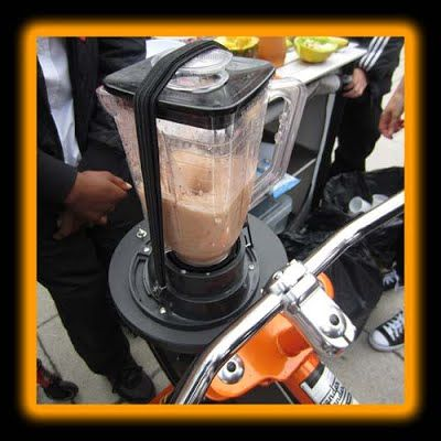 Event Services - The Smoothie Bike Company