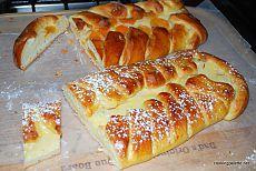 Пирог со сливочным сыром и курагой - Cooking Palette, Нина Фомина