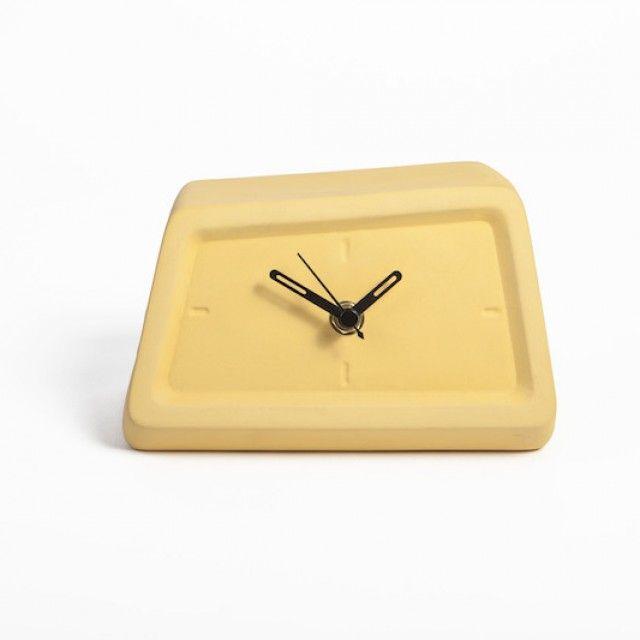 Tello Table Clock by Yahalomis on Qrator.com!