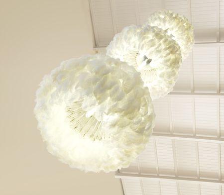 haldane martin feather lights #home #lights #chandeliers #feathers #luxe: Haldan Martin, Friends, Fiela Feathers, Ostriches Feathers, Frames, Feathers Chandeliers, Fiela Chand, Design Dazzle, Blog
