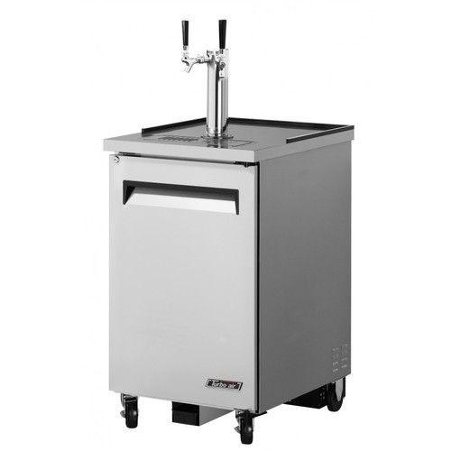 turbo air1 keg beer dispenser kegerator stainless dispenser kegerator ...
