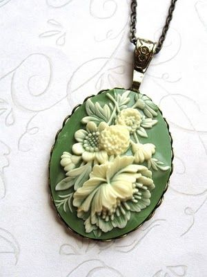 This stunning necklace was from an Etsy store called the 'Botanical Bird'