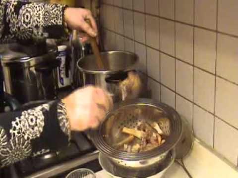Paça Çorbası Tarifi