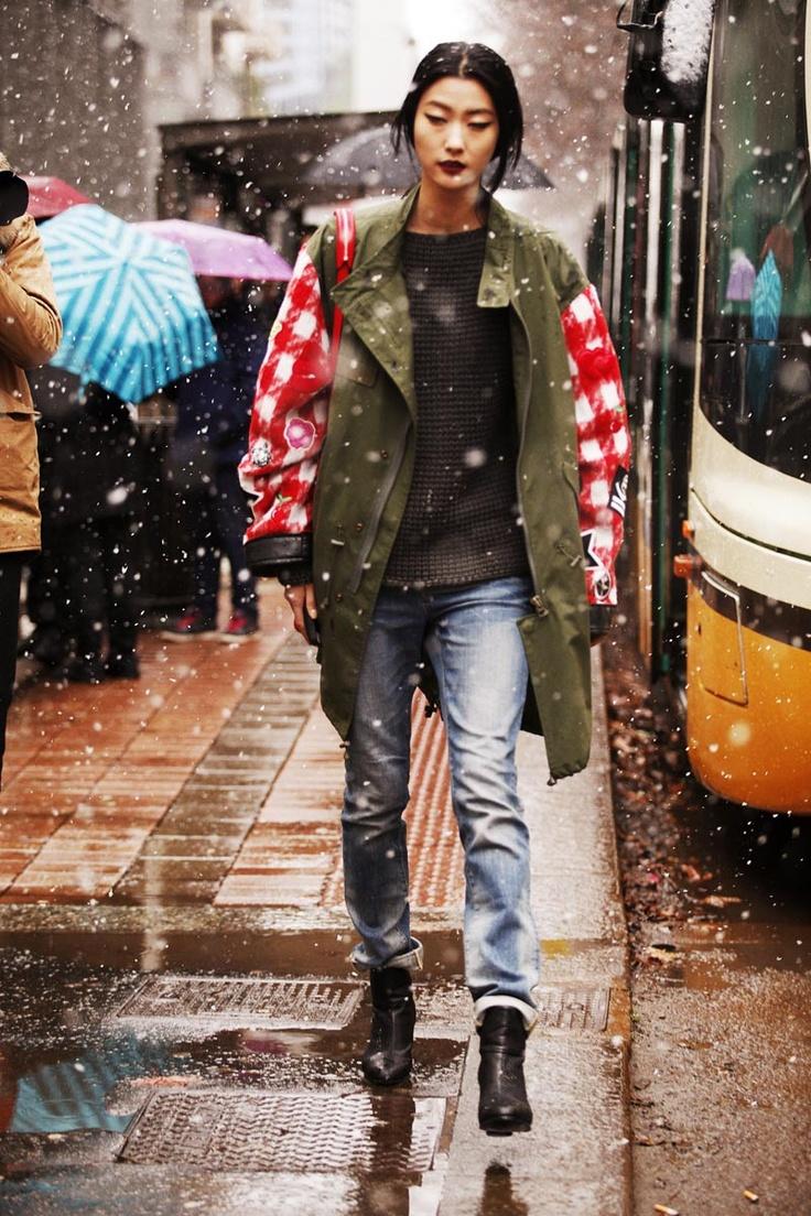 Fotos de street style en Milan Fashion Week                                                                                                                                                                                 Más