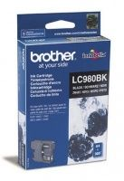 Brother Genuine Black Brother LC980 Ink Cartridge - The genuine black Brother LC980 ink cartridge produces razor sharp text from the first print to the last. The Brother LC980BK ink cartridge boasts a good print capacity, and is excellent value-for-mon http://www.MightGet.com/february-2017-3/brother-genuine-black-brother-lc980-ink-cartridge-.asp