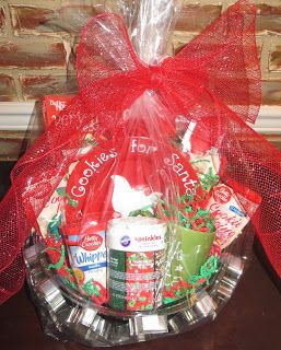 25 unique cookie gift baskets ideas on pinterest cool ideas room mom extraordinaire christmas cookie decorating basket negle Image collections