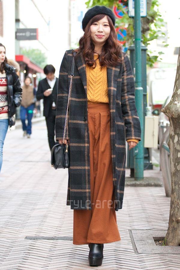 yuzukiさん | LIPSTAR  Supreme.La.La. GRAIL FOREVER 21 | 2015年12月第2週 | 渋谷 | 東京ストリートスタイル | 東京のストリートファッション最新情報 | スタイルアリーナ