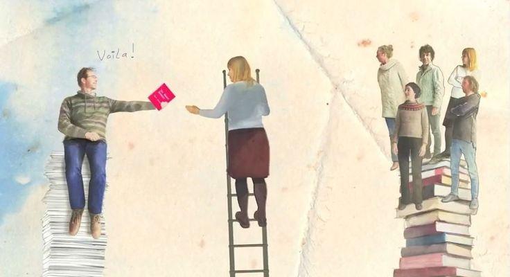 Voor de Vertalersgeluktournee trekken in april en mei vertalers door Nederland om in boekhandels over hun vak te praten. Vertaalster Nicolette Hoekmeijer reist ook mee: 'Tijdens het vertalen probeer ik helemaal geen andere mensen te beschrijven: ik bén tijdelijk die andere mensen.'