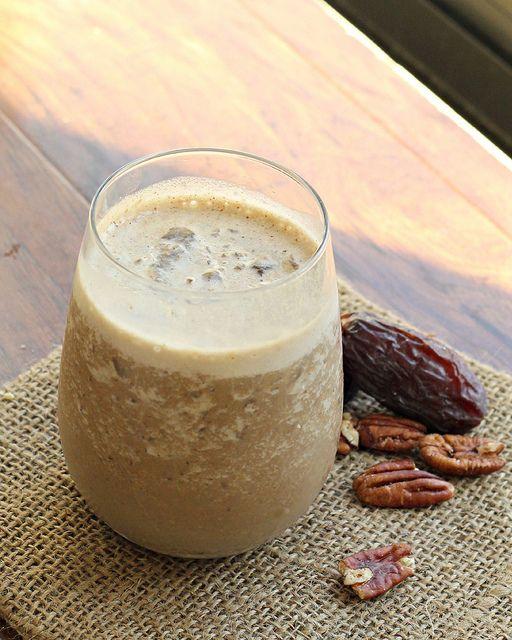 Maple Walnut Coffee Smoothie. | yums. | Pinterest