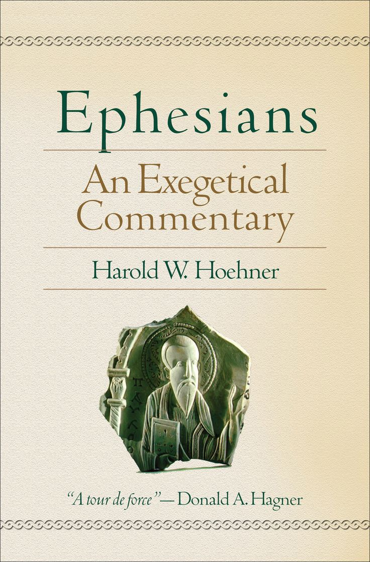 Top 5 Commentaries on the Book of Ephesians