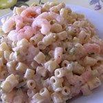 Mom's Shrimp Macaroni Salad