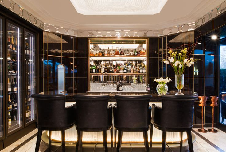 The Wellesley Knightsbridge, A Luxury Collection Hotel, London - SW1X - Crystal Bar