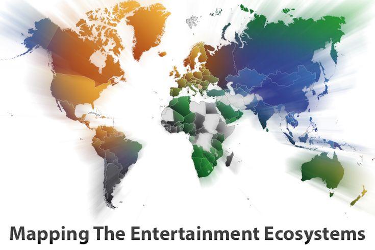 Mapeando los ecosistemas de entretenimiento