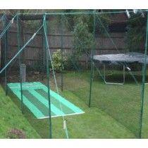 cricket net -  http://stellarsports.co.uk/96-garden-cricket-nets