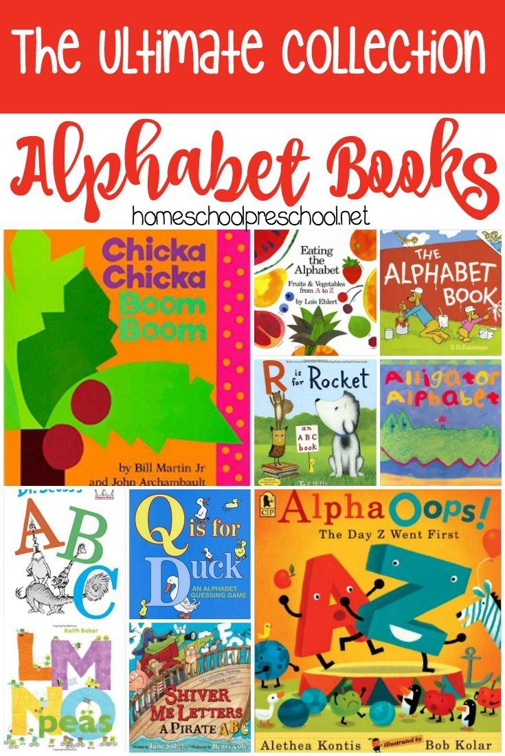 15 UNIQUE ABC ALPHABET BOOKS FOR KIDS