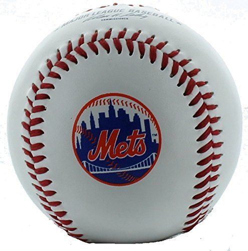 "NEW!+New+York+Mets+""The+Original""+Team+Logo+Collectible+Baseball+MLB+Team+Logo+ball"