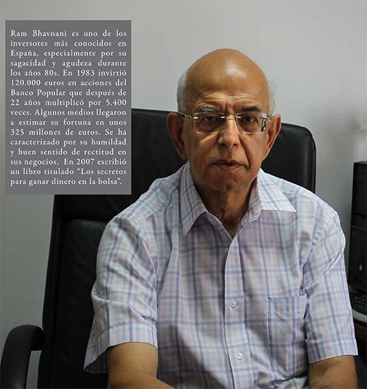 Entrevista a Ram BhavNani