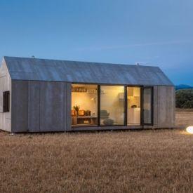 Cool Prefab House Design