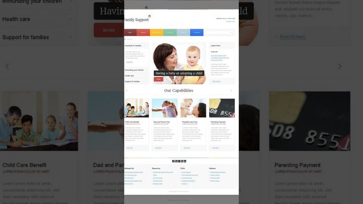 Online Template a simple website template