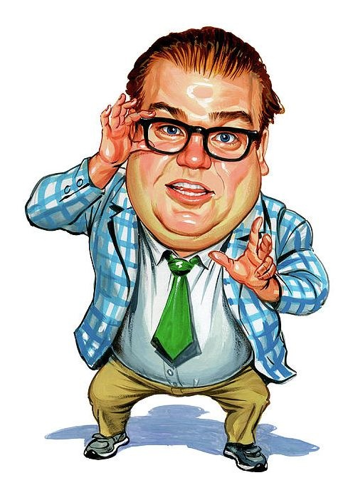 Chris Farley - ... And I Live in a Van Down by the River