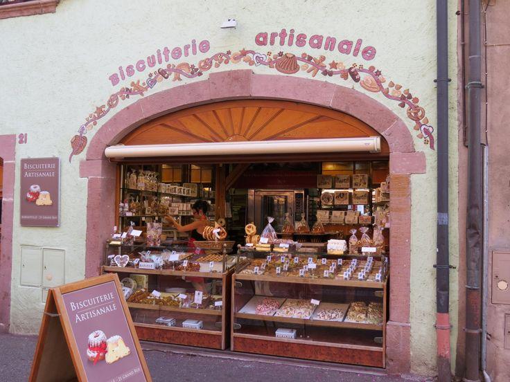 Biscoiteria em Ribeauvillé