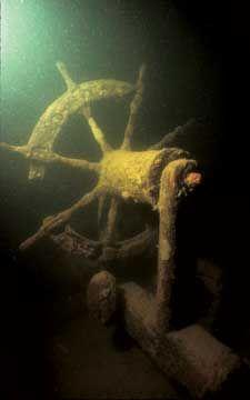 Learn about shipwrecks of Lake Champlain @ Lake Champlain Maritime Museum in Burlington VT