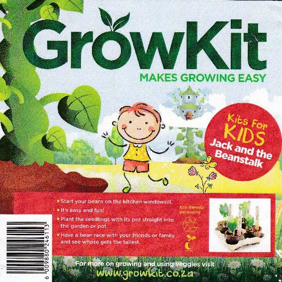 GrowKit Jack and the Beanstalk for kids