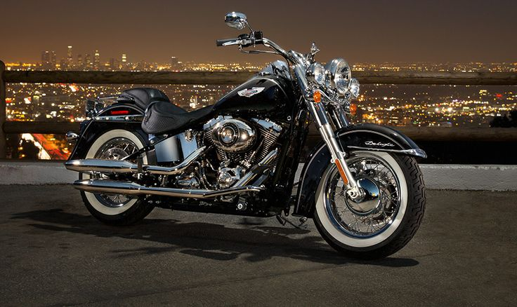 2014 Softail® Softail Deluxe Motorcycles http://orlandoharley.com/ #OrlandHarley #Harley #Orlando Harley-Davidson®