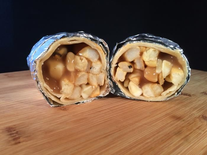 The Montreal Poutine Burrito You Can Have Delivered Right To Your Door | MTL Blog