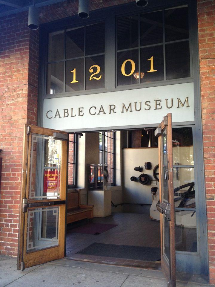 San Francisco Cable Car Museum in San Francisco, CA