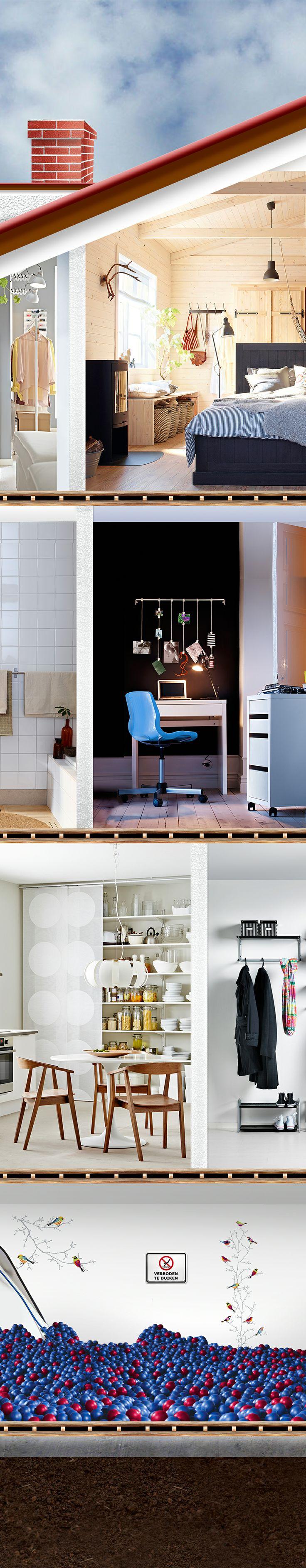 Yay! Ikea op Pinterest!   Hej! IKEA Nederland zit op Pinterest. Repin de pin met het Zweedse vlaggetje en maak kans op een IKEA cadeaupas ter waarde van 50.-. Deze actie loopt tot 17 februari. Volg ons en pin mee!