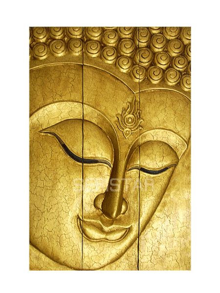 Hand Carved Wooden Thai Buddha Face Wall Art Plaque: 9 Best Buddha Images On Pinterest